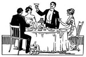 formal meal