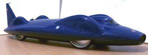 Bluebird Proteus CN7 Donald Campbell landspeed record car